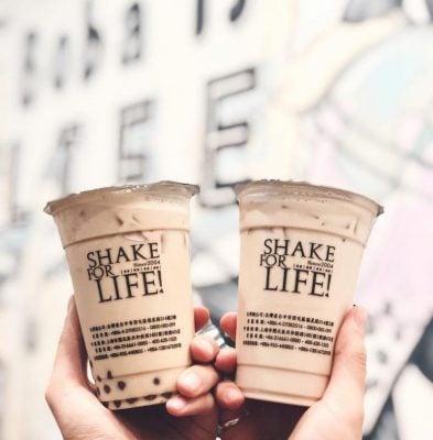 22 cửa hàng Trà sữa Take Away ngon nhất Hà Nội